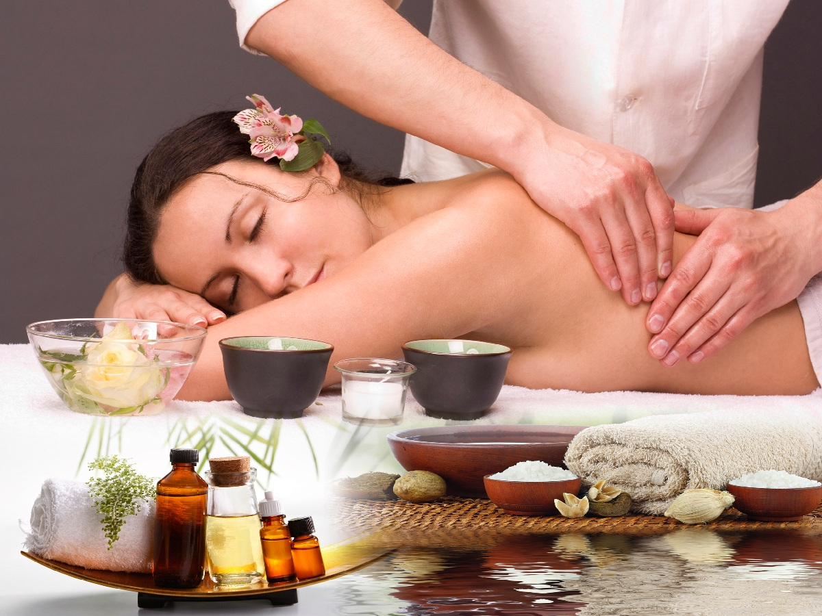 Luxury Aromatherapy Massage