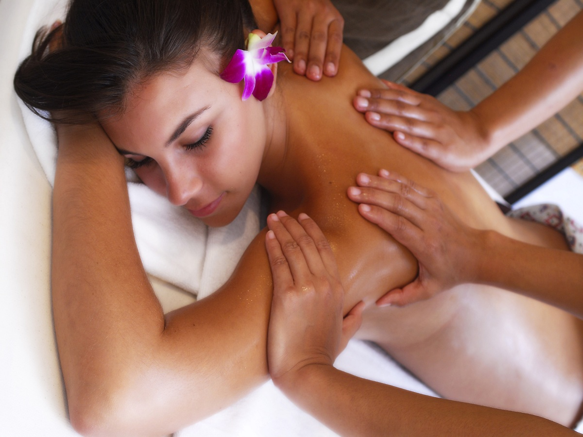 Luxury Four Hand Massage